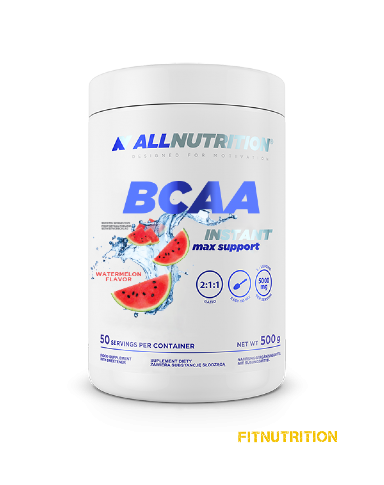 BCAA Instant Max Support 500 г апельсин