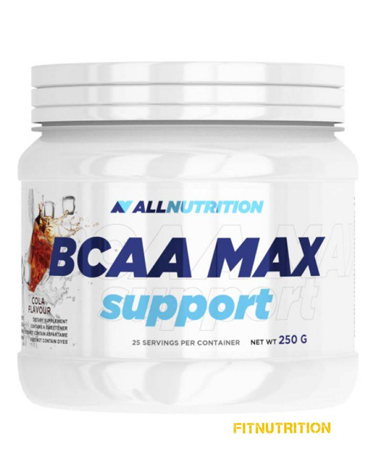 BCAA Max Support 250 г апельсин
