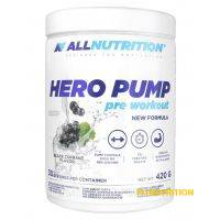 Hero Pump 420 г грейпфрут AllNutrition (срок до 01.2021)